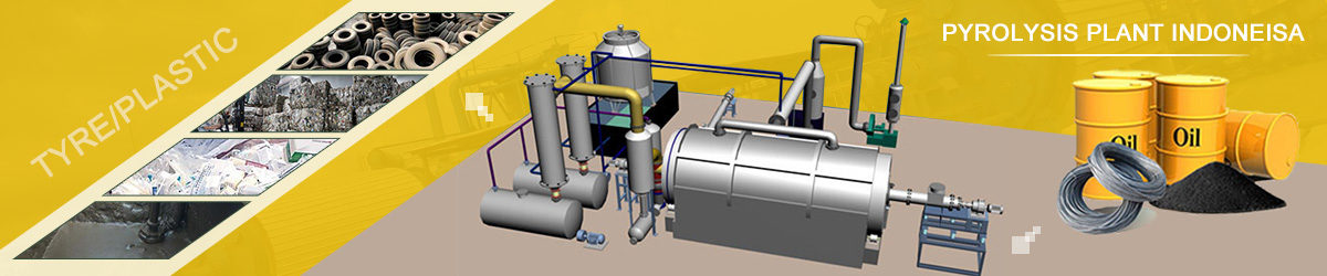 Environmental Friendly Waste Plastic To Fuel Oil Pyrolysis Plant in